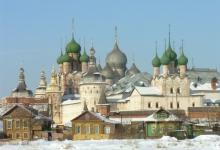 Ростов великий достопримечателтности