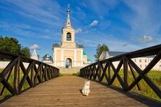 Введено-Оятский монастырь источник