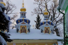 Псково-Печерский монастырь паломничество