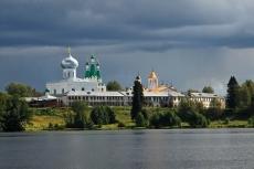 Свято-Троицкий монастырь Александра Свирского