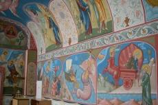 Тихонова пустынь. Роспись Никольского собора