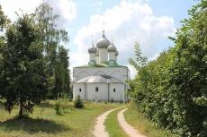 Рязань. Солотчинский монастырь