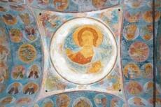 Роспись в храме Рождества Богородицы - Ферапонтово